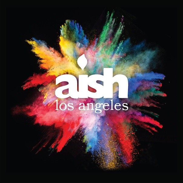 Aish Los Angeles Logo - Small