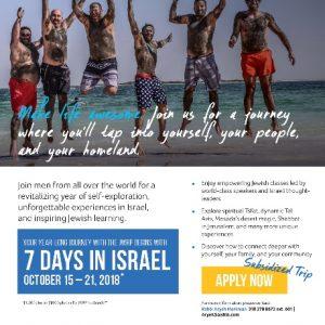 JMI Israel Trip - Aish LA Website