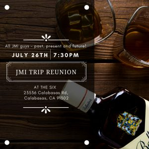 JMI Reunion - Aish LA Website