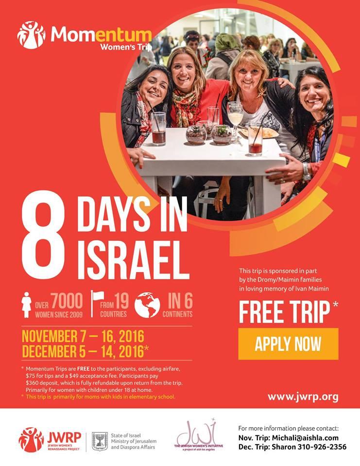 JWI 2016 Israel Trip - Aish LA Website