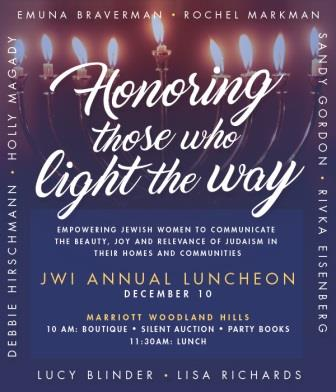 JWI 2017 Annual Luncheon - Aish LA Website