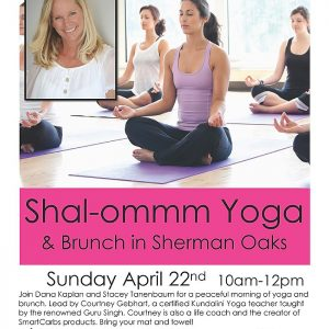 JWI Shal-ommm Yoga - Aish LA Website