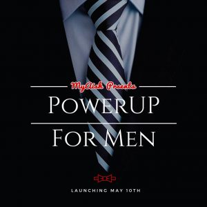 MyAish PowerUp Men Mentorship Program - Aish LA Website