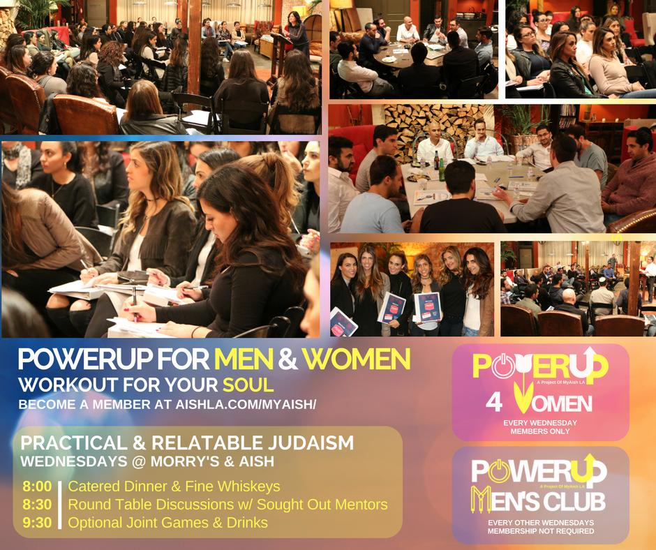 PowerUP Men & Women