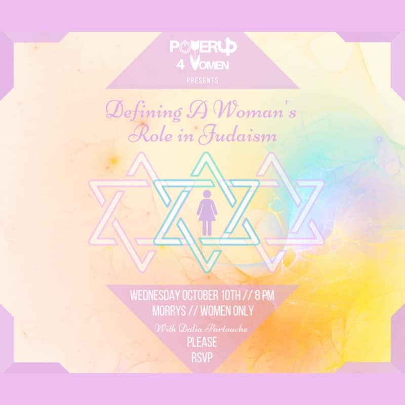 MyAish Defining A Woman's Role in Judaism - Aish LA Website