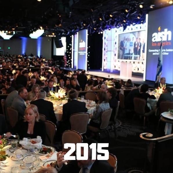 MyAish Gala 2015 - Aish LA Website