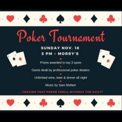 MyAish Poker Tournament 2018 - Aish LA Website