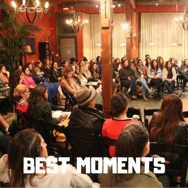MyAish PowerUP Best Moments - Aish LA Website