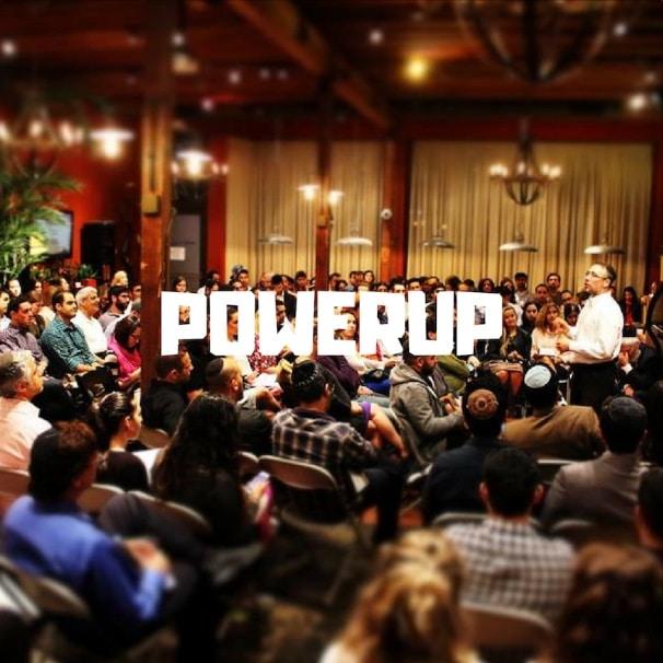 MyAish PowerUP Cover Photo - Aish LA Website