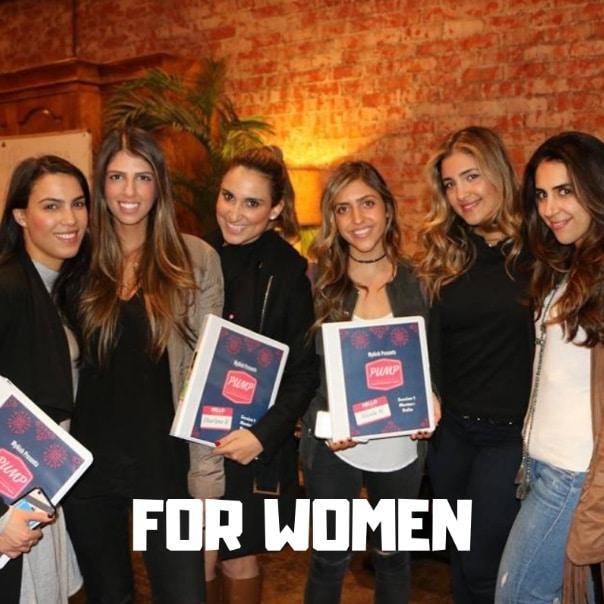MyAish PoweruP for Women - Aish LA Website