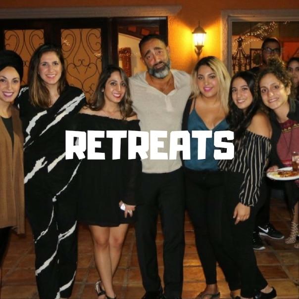 MyAish Retreats Cover Photo - Aish LA Website
