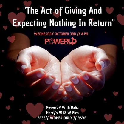 MyAish The Power Of Giving - Aish LA Website