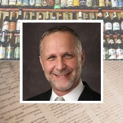 JMI Torah and Beers with Rabbi Shlomo Seidenfeld, Nov 5, 2018 - Aish LA Website