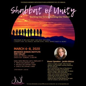 JWI Shabbat of Unity Event - Aish LA Website