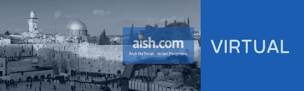 Aish Virtual Platform - Aish LA Website