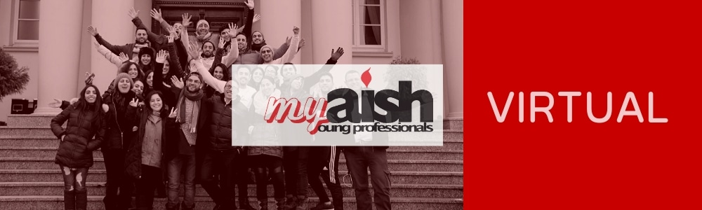 MyAish Virtual Platform - Aish LA Website