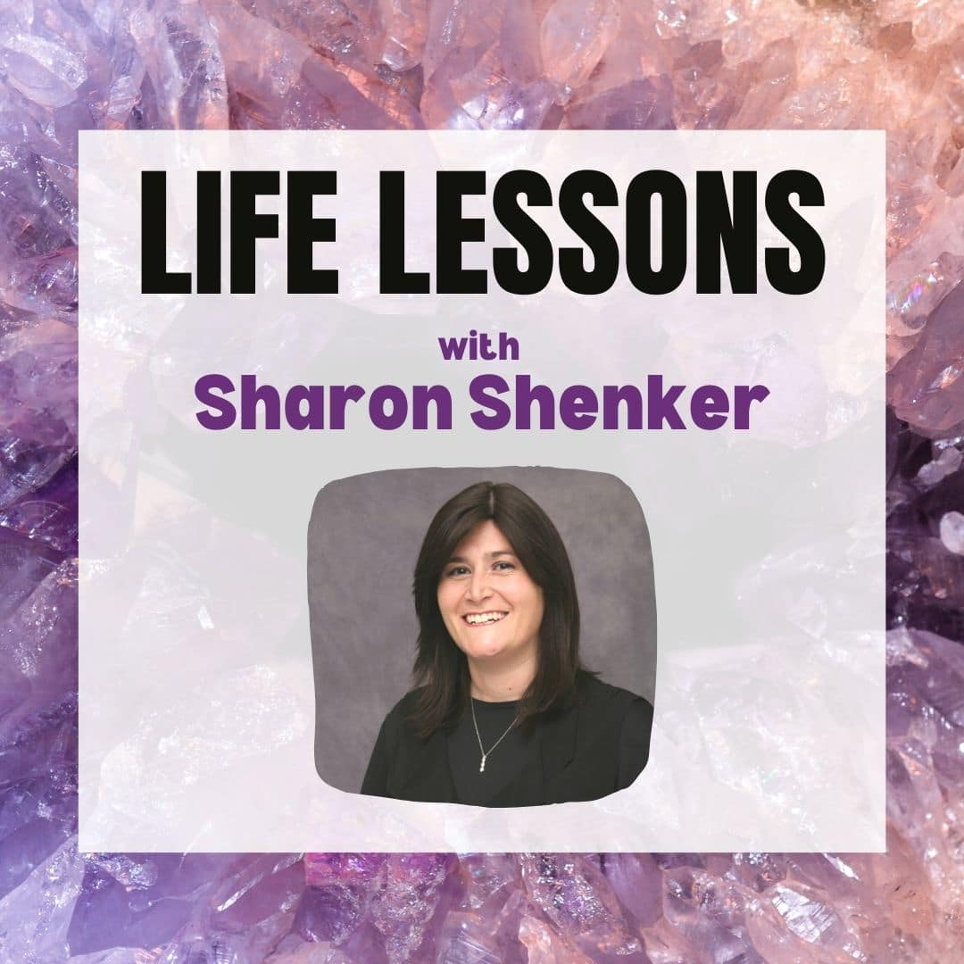 Life Lessons with Sharon Shenker - Aish LA Website