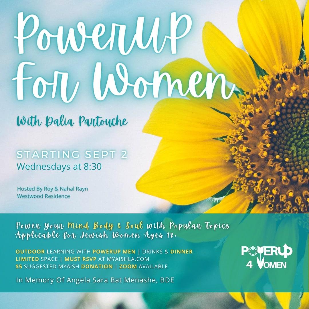 PowerUP Women's Workshop