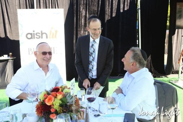 Aish LA Banquet 2020 - Trustee Gala 58