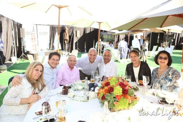 Aish LA Banquet 2020 - Trustee Gala 78