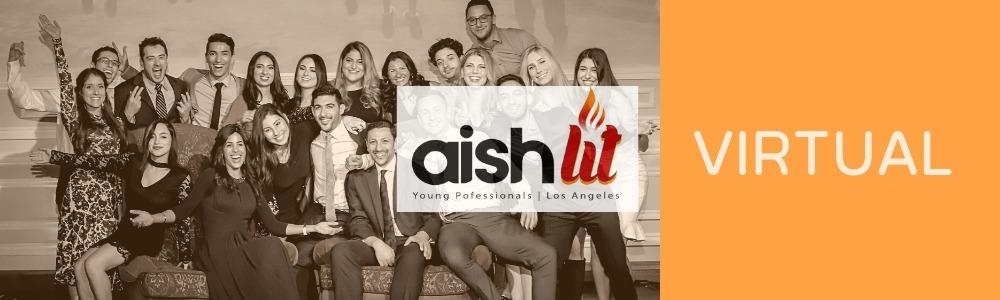AishLIT Section - Aish LA Online Page