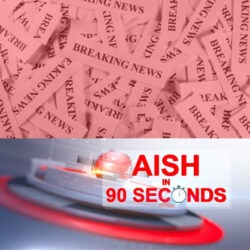 Aish in 90 Seconds - Cover